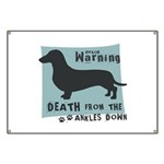Doxie Warning Banner