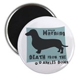 Doxie Warning Magnet