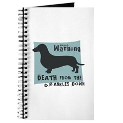 Doxie Warning Journal