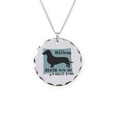 Doxie Warning Necklace