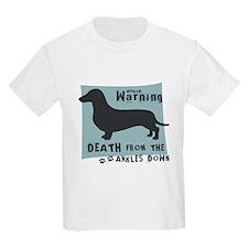 Doxie Warning T-Shirt