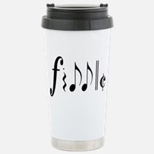 Great NEW fiddle design! Travel Mug