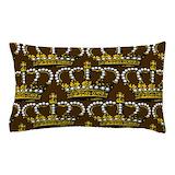 Crown pillow case Bedroom Décor