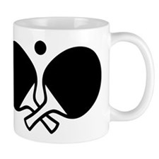 Table tennis Mug
