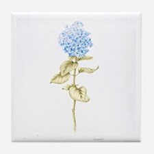 Unique Hydrangea Tile Coaster