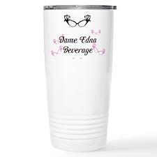 """""""Dame Edna Beverage"""" TRAVEL mug"""