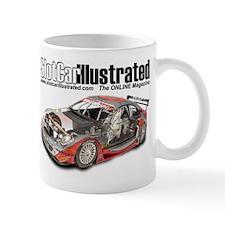 Cute Race cars Mug
