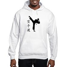 Karate Kung Fu Jumper Hoody