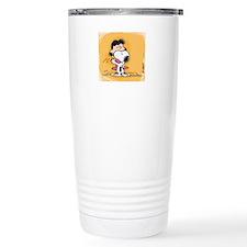 Dancing Lucy Travel Mug