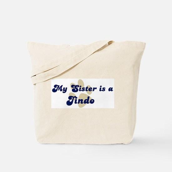 My Sister: Jindo Tote Bag