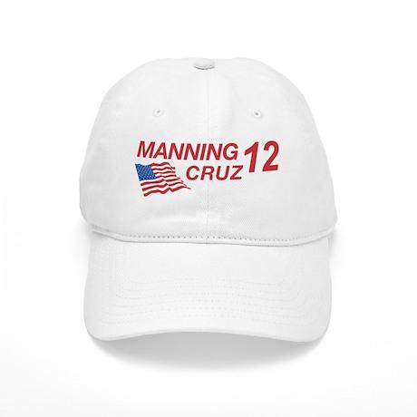 Manning/Cruz 2012 Cap