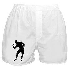 Bodybuilding gym Boxer Shorts