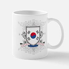 Korea Shield Mug
