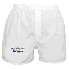 My Sister: Cavapoo Boxer Shorts