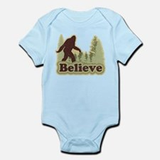 Believe Infant Bodysuit