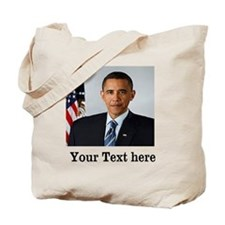 Custom Photo Design Tote Bag