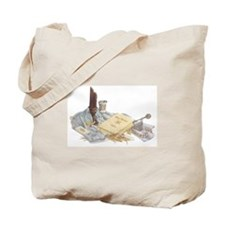 Cute Eastern star emblems Tote Bag