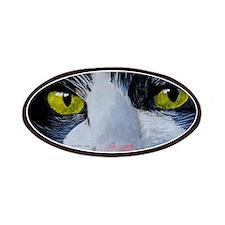 Tuxedo Cat Patches