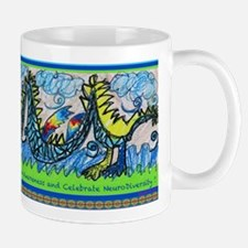 Mug: AllyART Autism Awareness
