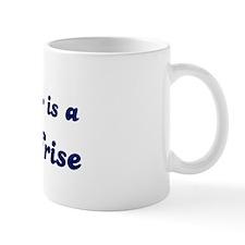 My Sister: Bichon Frise Mug