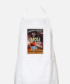 The Mole People Apron