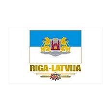"""""""Riga"""" 38.5 x 24.5 Wall Peel"""