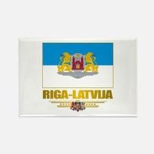 """Riga"" Rectangle Magnet"