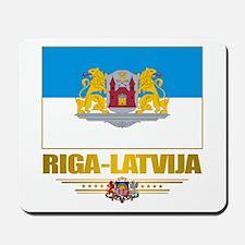 """Riga"" Mousepad"