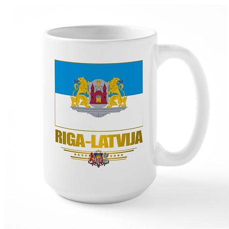 """Riga"" Large Mug"