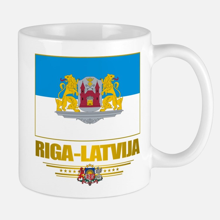 """""""Riga"""" Mug"""