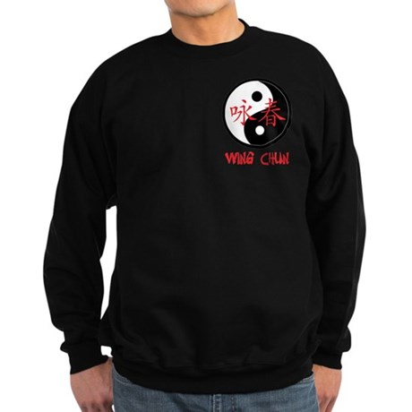 Wing Chun Apparel Sweatshirt (dark)