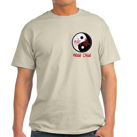 Wing Chun Apparel Light T-Shirt