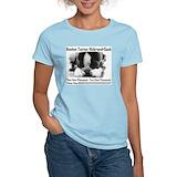 Boston terrier sleeping Women's Light T-Shirt