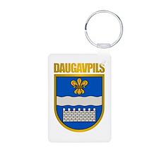 """Daugavpils"" Keychains"