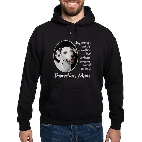 Dalmatian Mom Hoodie (dark)