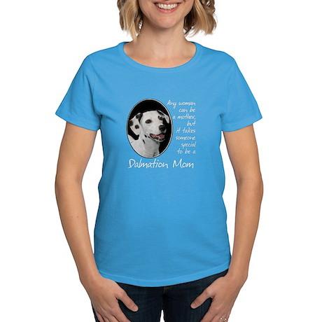 Dalmatian Mom Women's Dark T-Shirt