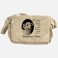 Dalmatian Mom Messenger Bag