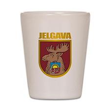 """Jelgava"" Shot Glass"