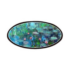 Monet - Water Lilies 1914 v2 Patches