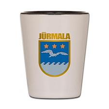 """""""Jurmala"""" Shot Glass"""