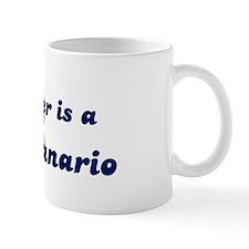 My Sister: Presa Canario Coffee Mug