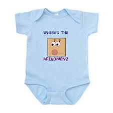 The Afikomen Infant Bodysuit