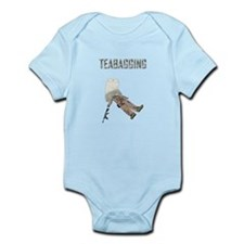 Teabagging Infant Bodysuit