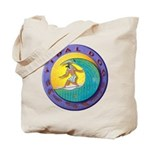 Tidal Dog Tote Bag