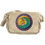 Tidal Dog Messenger Bag