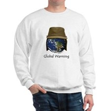 Global Warming 2 Sweatshirt