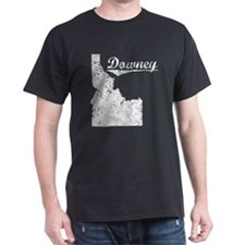 Downey, Idaho. Vintage T-Shirt