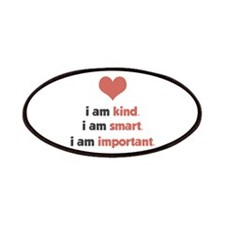 I Am Kind Patches
