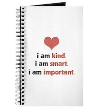 I Am Kind Journal