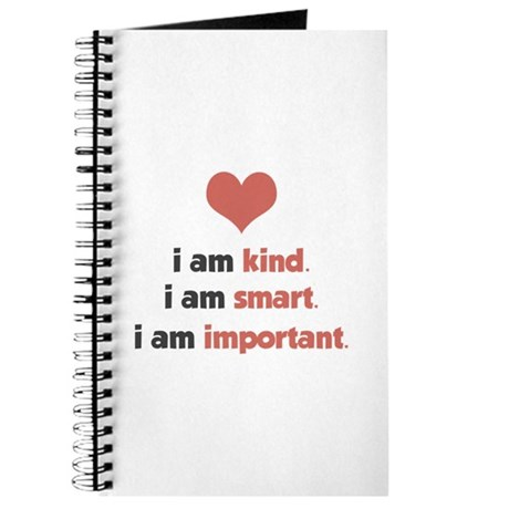 I Am Kind Journal